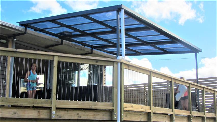 Quality Aluminium Polycarbonate Awnings - Awnings Auckland