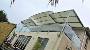 PVC awning Auckland