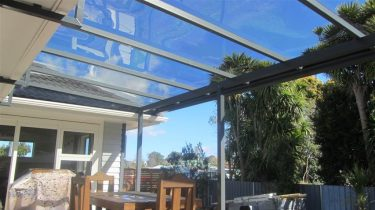 Auckland awning