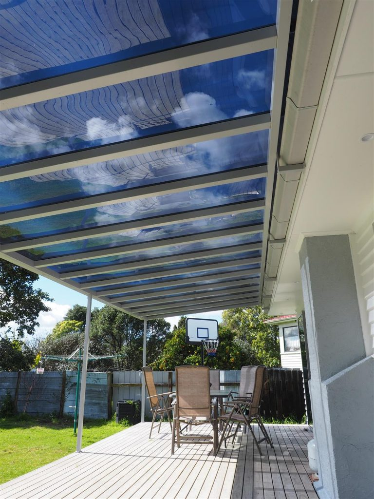Custom Span Awnings